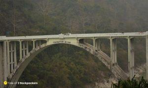 Coronation Bridge Siliguri