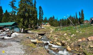 A beautiful stream in Kashmir