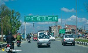 Srinagar to Gulmarg