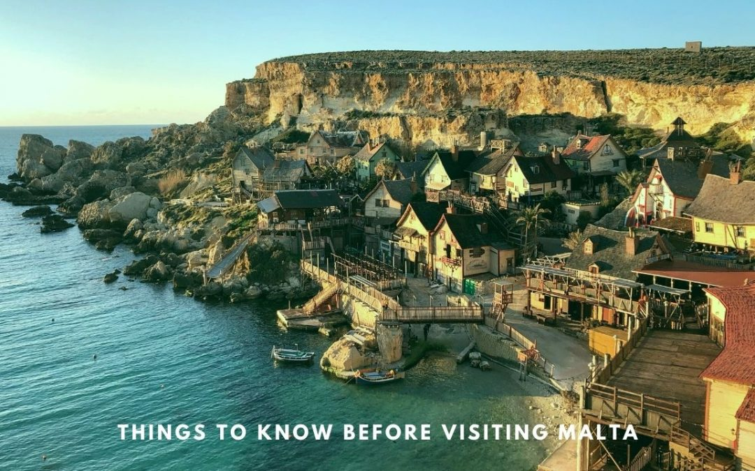 Some things all tourists should know before visiting Malta