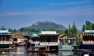 Houseboats of Kashmir