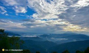 Mountain view from Mahaldiram
