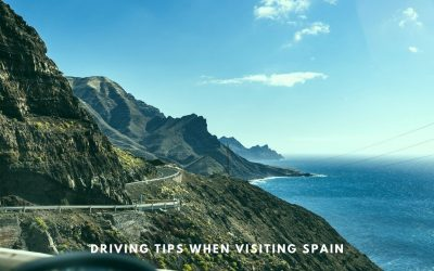 Rental Car (Leiebil) and Driving Tips When Visiting Spain (Spania)