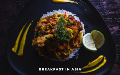 Breakfast in Asia – 19 Traditional Dishes to Try in Asia
