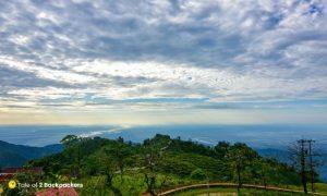 View from Mahaldiram homestay